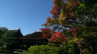 銀閣寺 写真2