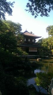 銀閣寺 写真4